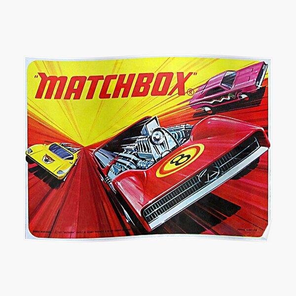 Matchbox Superfast Poster