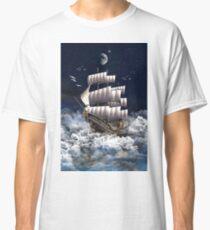 Fantasy Sailingship Classic T-Shirt