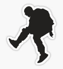 Yeezy Jumpman Kanye West Sticker