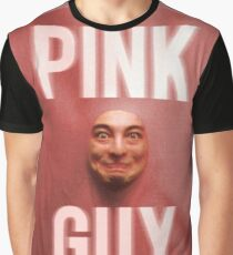 Pink Guy: Graphic T-Shirts | Redbubble