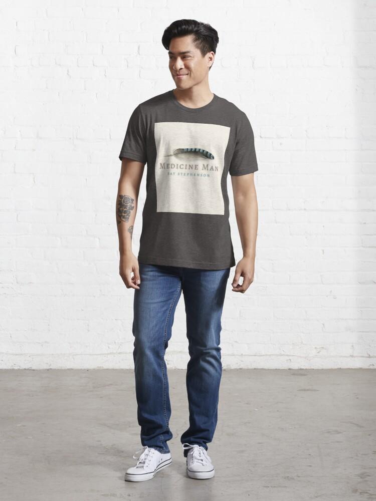 Alternate view of Medicine Man Essential T-Shirt