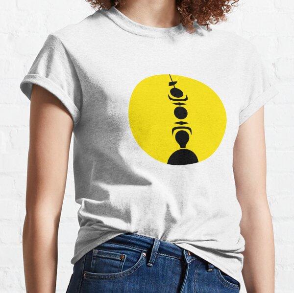 Emblème de la Nouvelle-Calédonie T-shirt classique