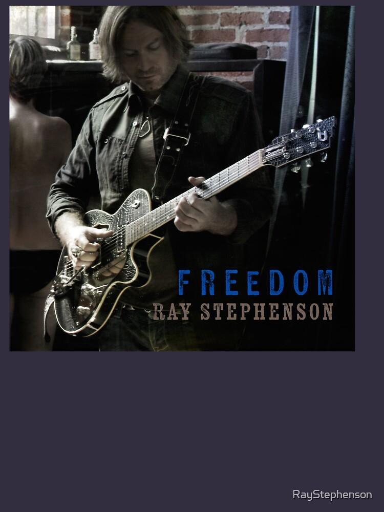 Freedom by RayStephenson