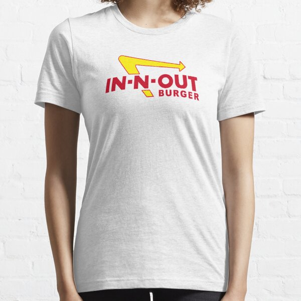 BEST SELLING - In N Out Burger Merchandise Essential T-Shirt