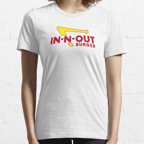 MEILLEURE VENTE - In N Out Burger Merchandise T-shirt essentiel