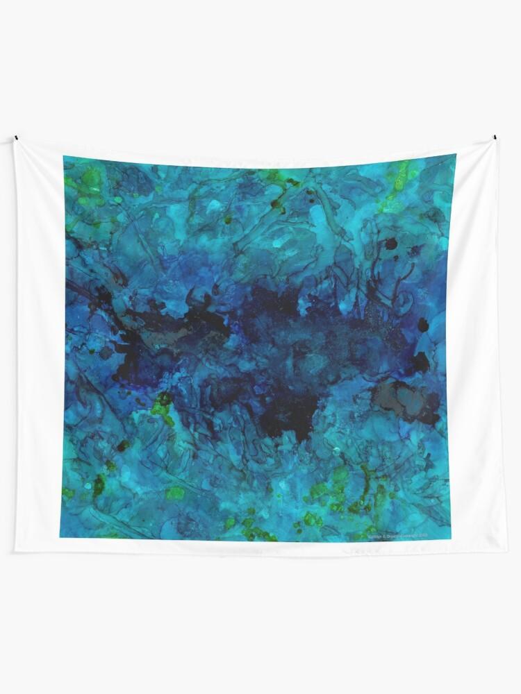 Alternate view of Deep Water Tapestry