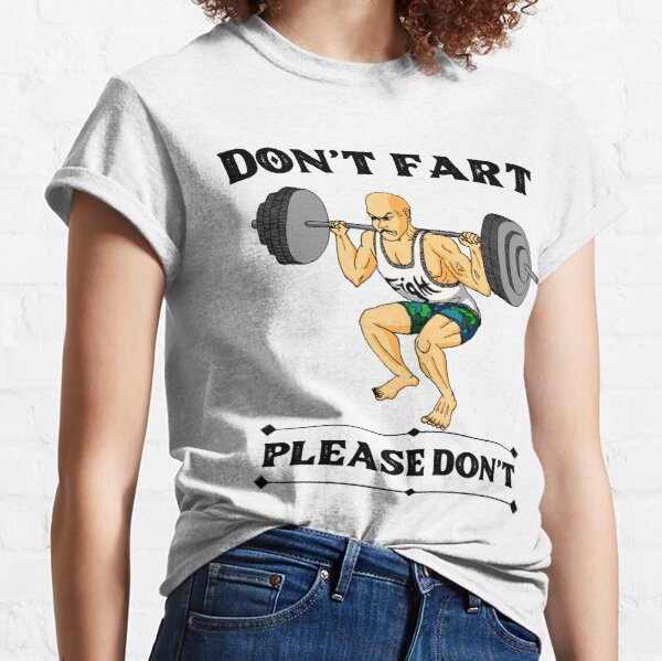Christmas T-Shirt Gym Exercise Weightlifters Fetsive Gift Adults /& Kids Tee Top