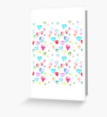 Love is sweet.! Greeting Card