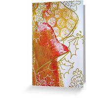 Xmas Card Design 2  Greeting Card