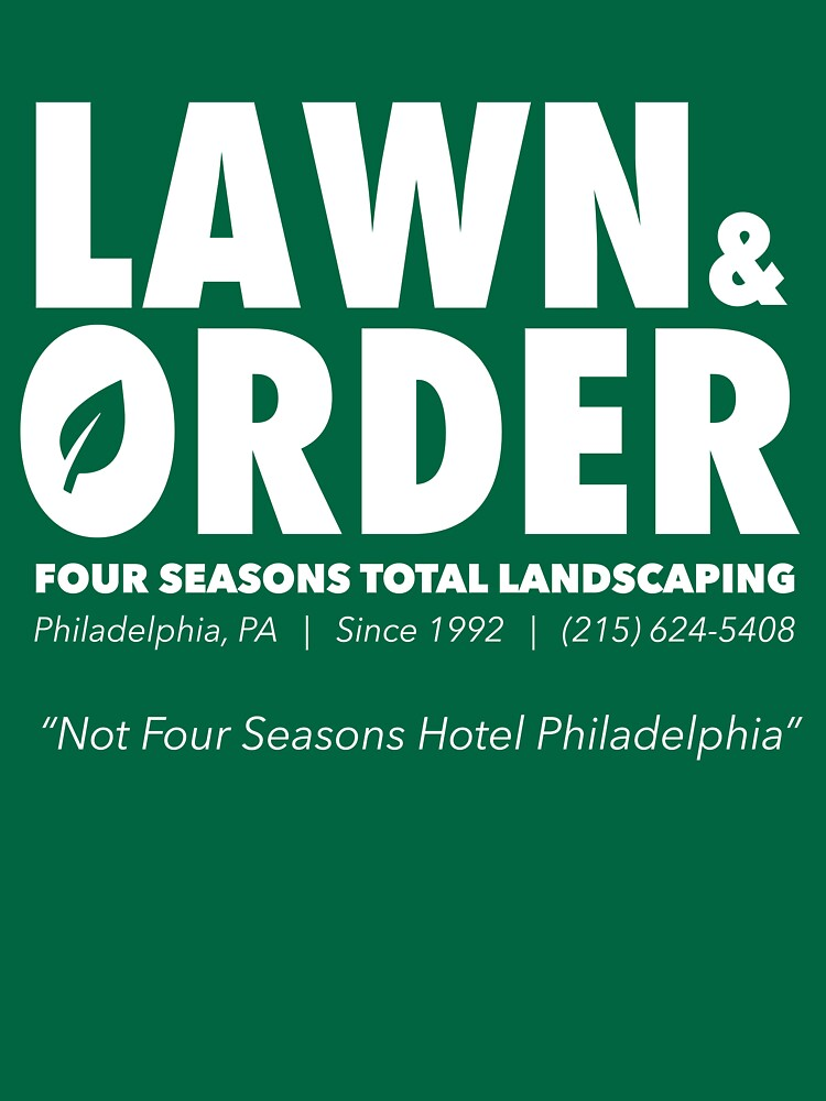 Lawn & Order: Four Seasons Total Landscaping by boxscore