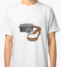 Vintage Camera Drawing Isolated Classic T Shirt