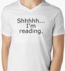 Shhhhh... I'm reading T-Shirt