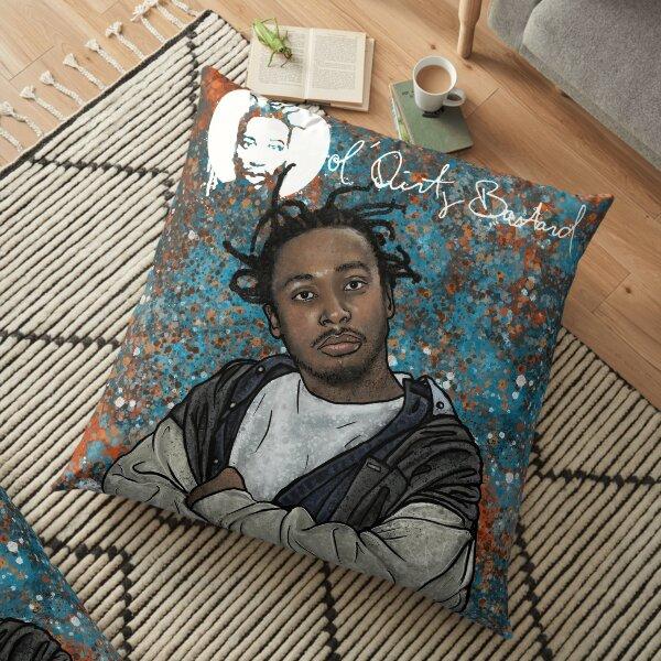 ODB (graffiti 2) Floor Pillow