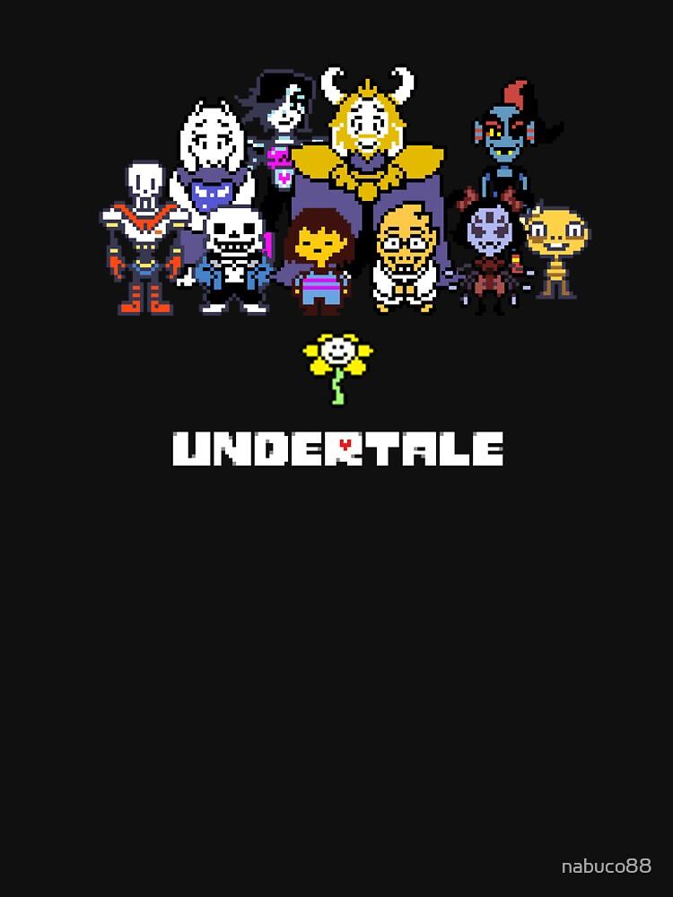 Undertale t-Shirt | Unisex T-Shirt