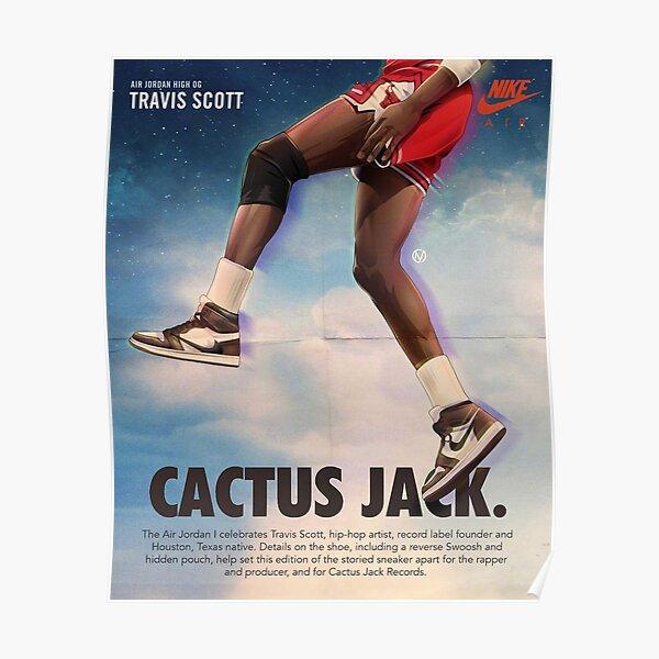Zapato Air - Cactus - Travi Póster