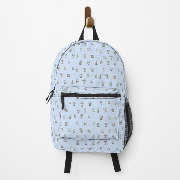A little mushrooms - blue Backpack