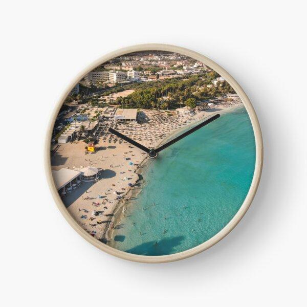 Nissi Beach - Ayia Napa Clock