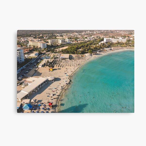 Nissi Beach - Ayia Napa Canvas Print