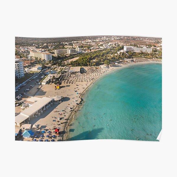 Nissi Beach - Ayia Napa Poster
