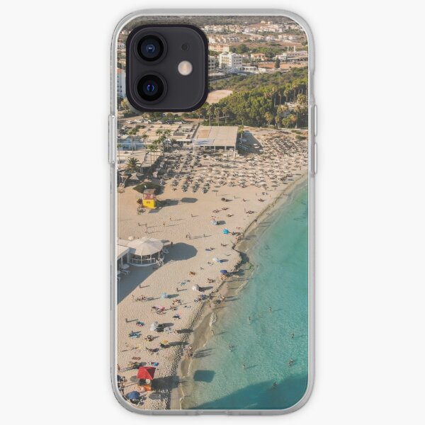 Nissi Beach - Ayia Napa iPhone Soft Case