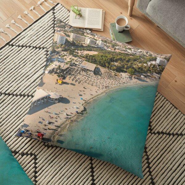 Nissi Beach - Ayia Napa Floor Pillow