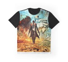 Devil May Cry 5 - Dante Graphic T-Shirt