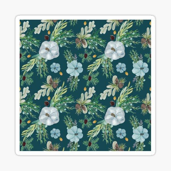 Juniper Joy - Teal Sticker