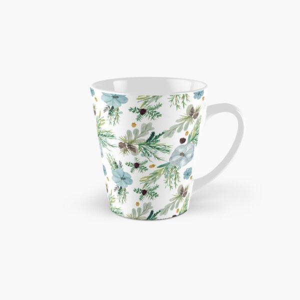 Juniper Joy - White Tall Mug