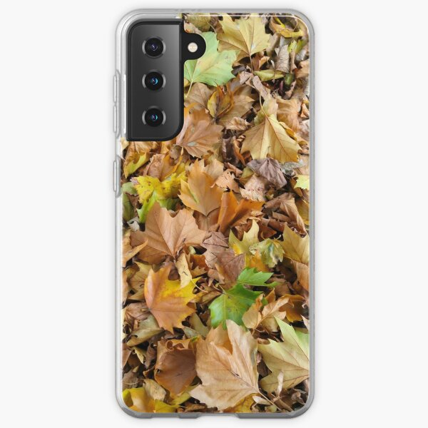 Autumn leaves, York Samsung Galaxy Soft Case