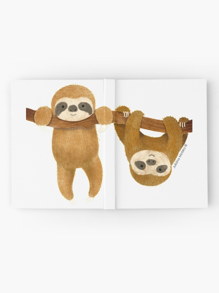 Alternate view of Lazy Time Hardcover Journal