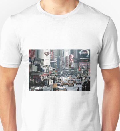 Time Square NY-City T-Shirt