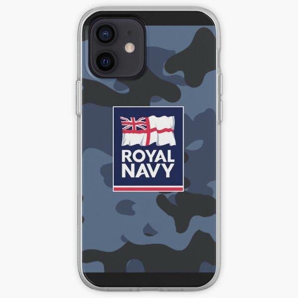 British Royal Navy Original  iPhone Soft Case