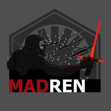 Mad Ren by GenoArt