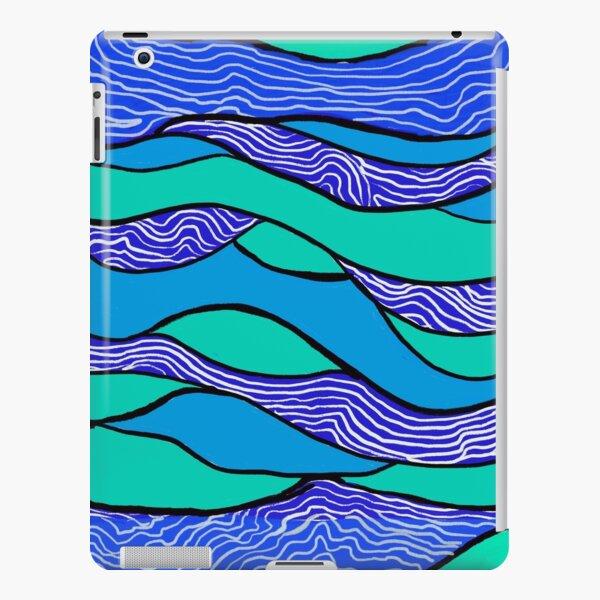 Blue Lines iPad Snap Case