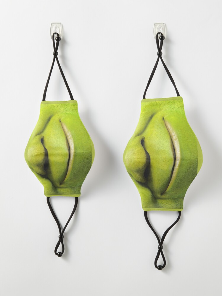 Alternate view of Shrek Mask Mask