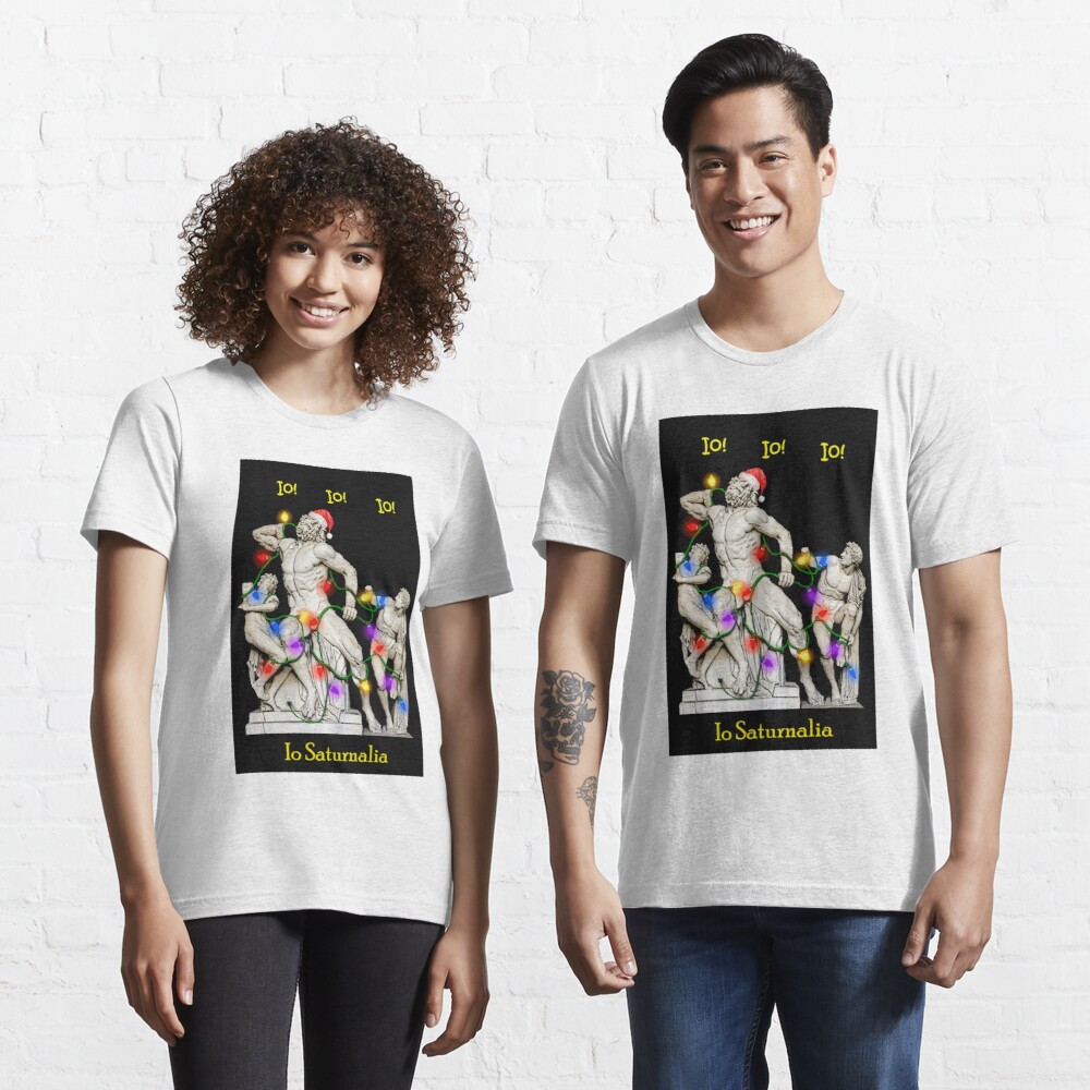 Io Saturnalia Laocoon New Classicists Essential T-Shirt