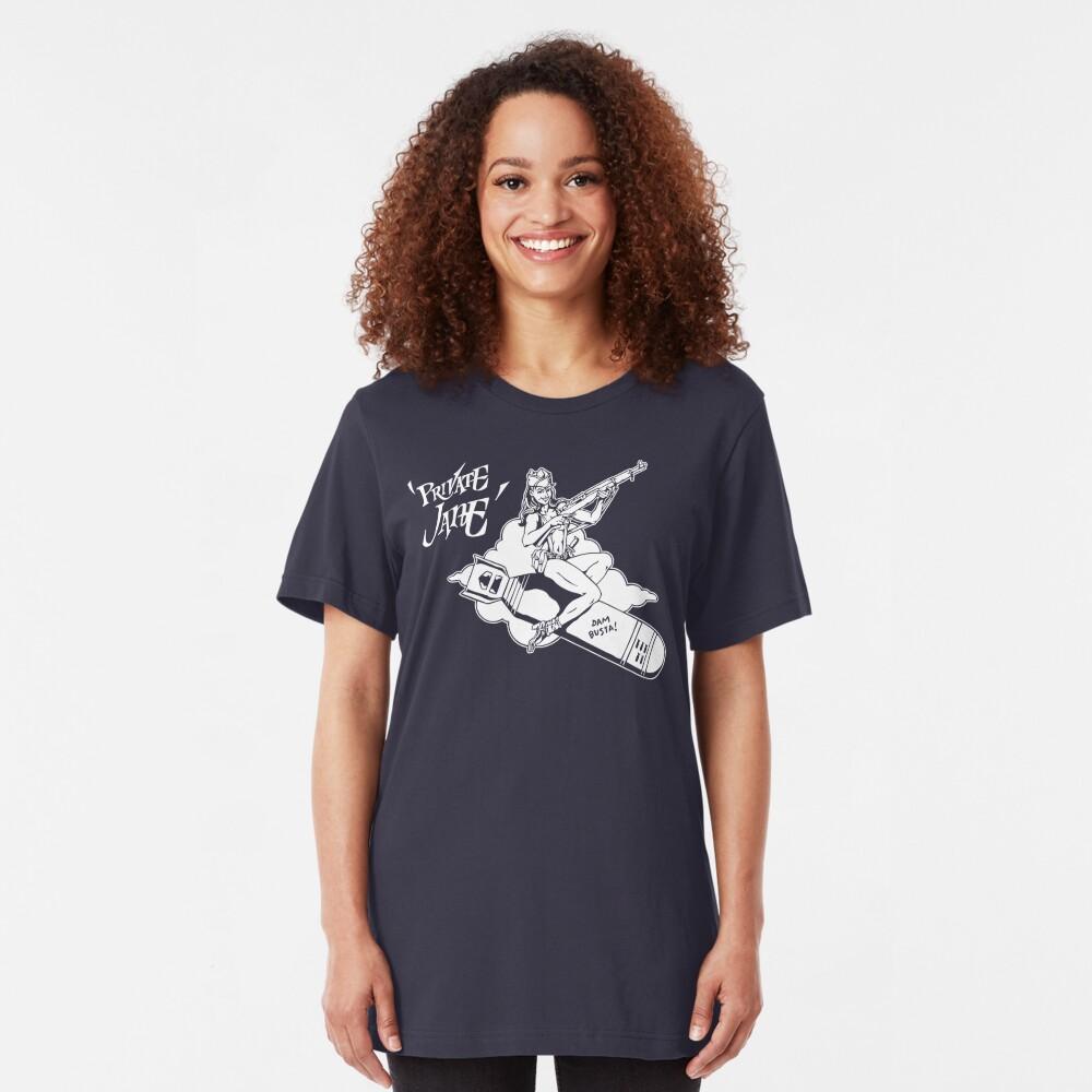 Private Jane Slim Fit T-Shirt