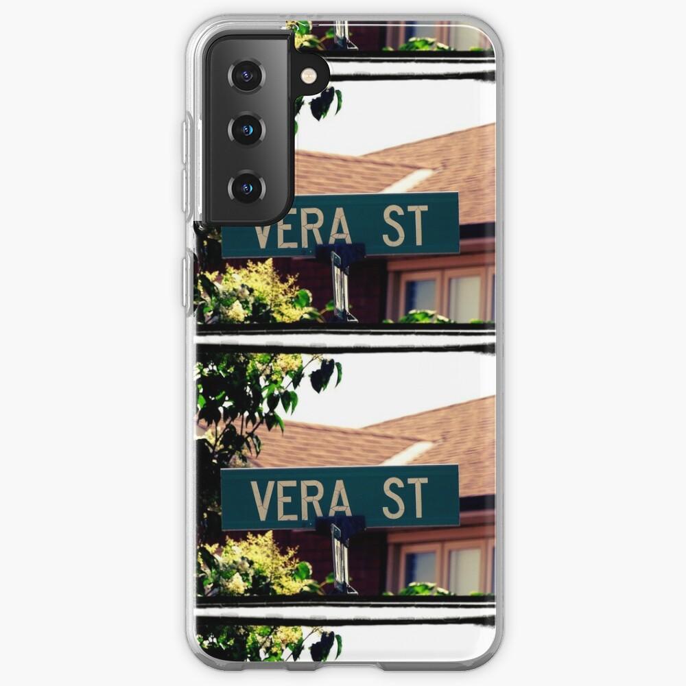 Vera  Case & Skin for Samsung Galaxy