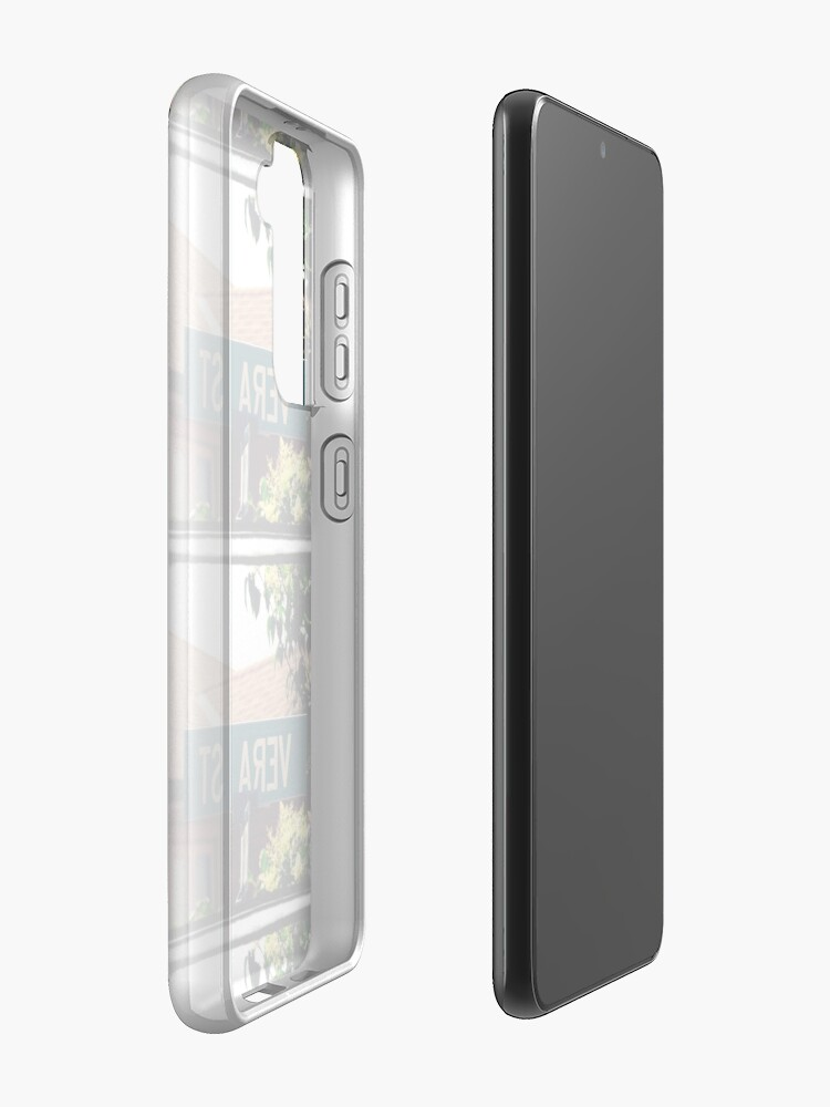 Alternate view of Vera  Case & Skin for Samsung Galaxy
