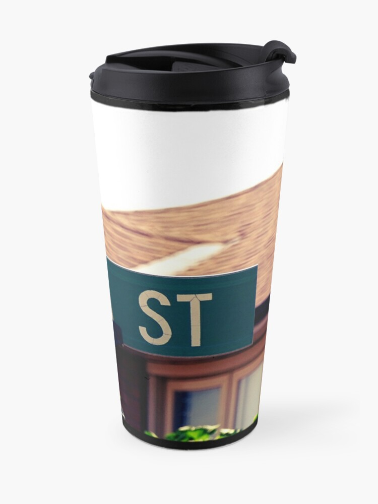 Alternate view of Vera  Travel Mug
