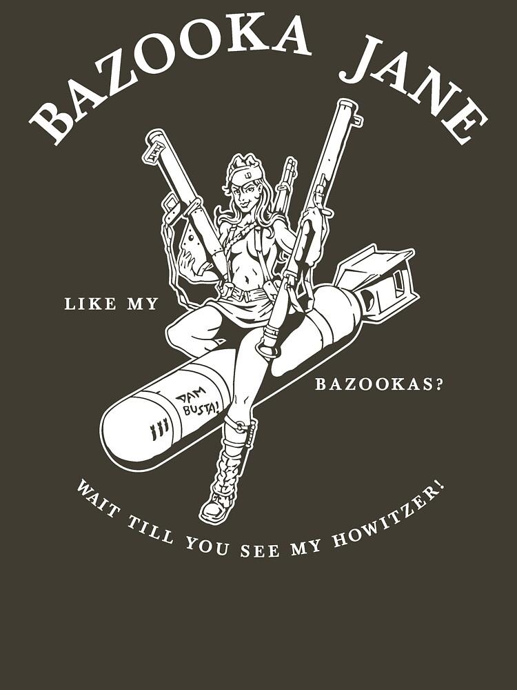 Bazooka Jane by b24flak