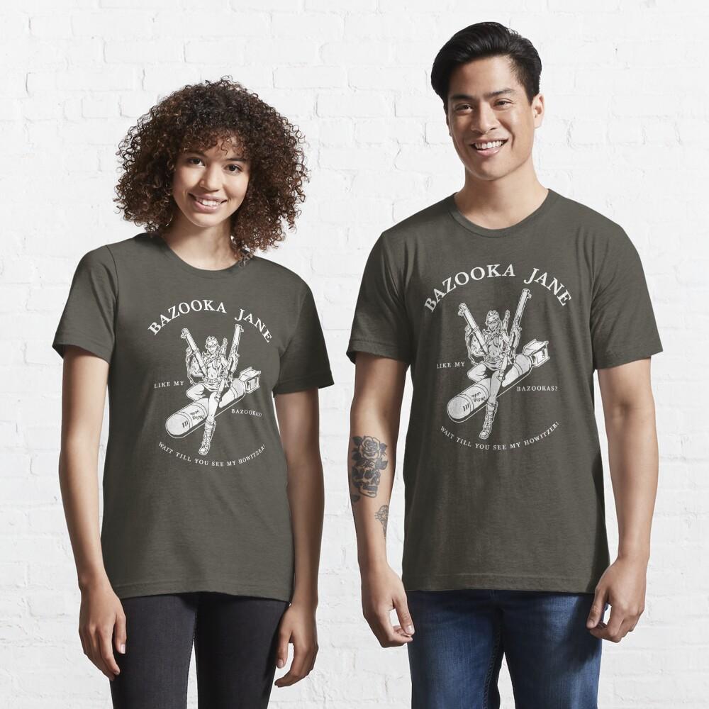 Bazooka Jane Essential T-Shirt