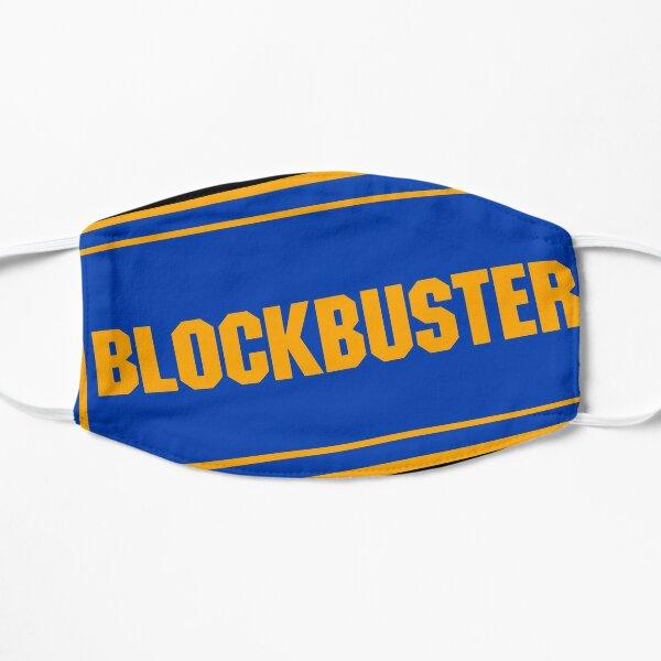 Blockbuster Logo Flat Mask