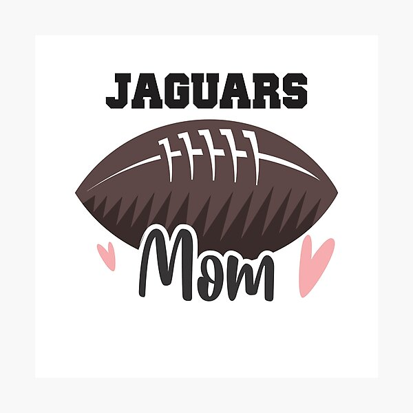 Jaguars Football Mom Photographic Print