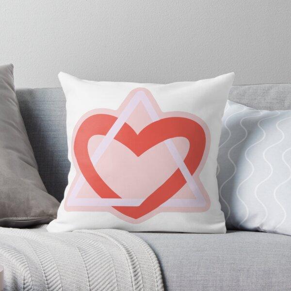 Adoption Triad, National Adoption Month Throw Pillow