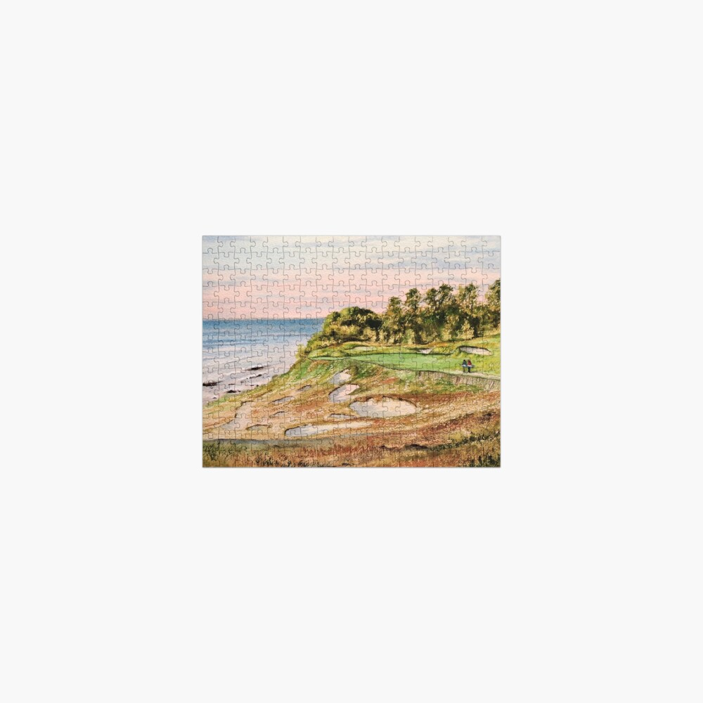 Whistling Straits Golf Course Jigsaw Puzzle