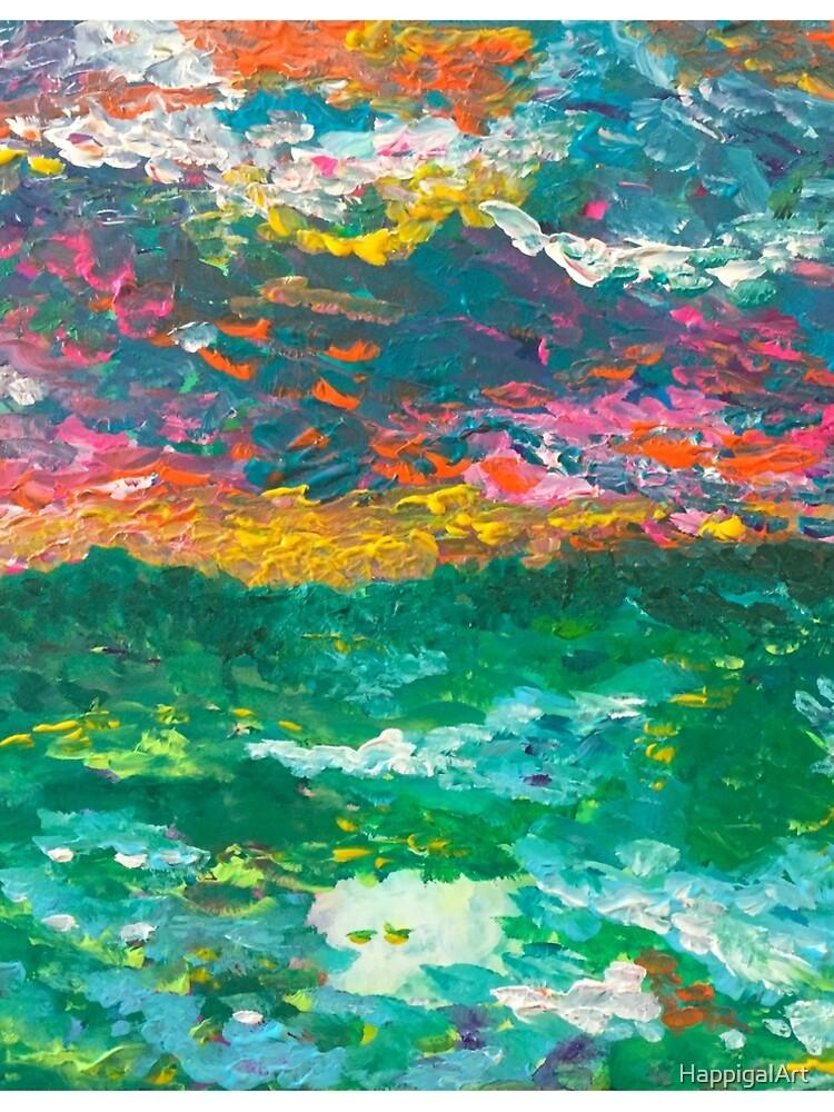 Monet's Dream by HappigalArt