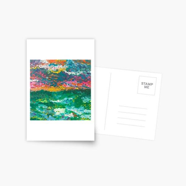 Monet's Dream Postcard