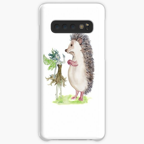 Thorny Hedgehogs be Not seen Samsung Galaxy Snap Case