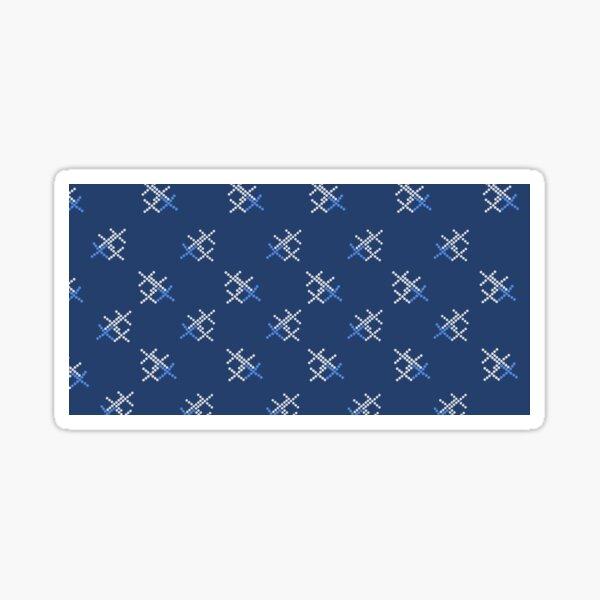 ScotRail moquette Sticker